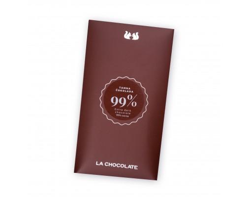 Intenzivna tamna čokolada 99%