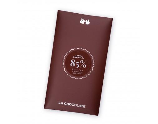 Čokolada EXTRA DARK 85%