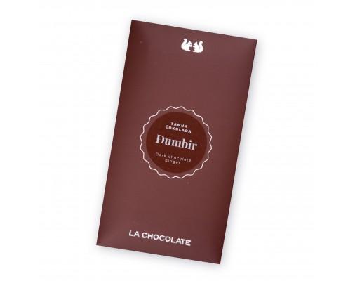 Tamna čokolada s aromom ĐUMBIRA