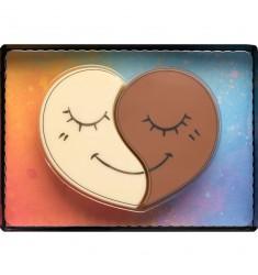 Čokoladno srce OSMIJEH