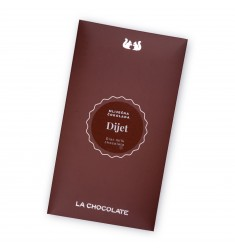 Mliječna čokolada BEZ ŠEĆERA