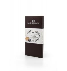 Tamna čokolada s bučinim sjemenkama i soli - LaChocolate.hr