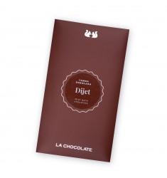 Tamna čokolada BEZ ŠEĆERA